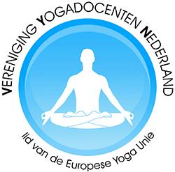 Nancy Adams van Pristine Yoga en Pilates is lid van Vereniging Yogadocenten Nederland.